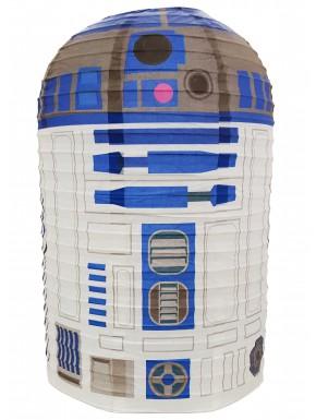 Lámpara papel R2-D2 Star Wars