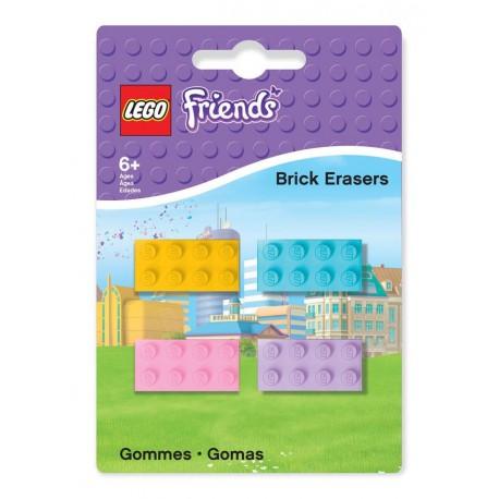 Gomas de Borrar Piezas Lego Friends