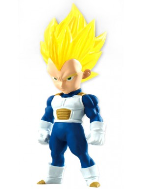 Figura Dragon Ball Vegeta Super Saiyan 6 cm Bandai