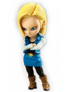 Figura Dragon Ball Androide 18 Super Saiyan 6 cm Bandai