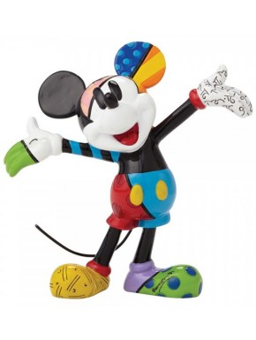 Mini Figura Mickey Mouse Disney Britto 8 cm