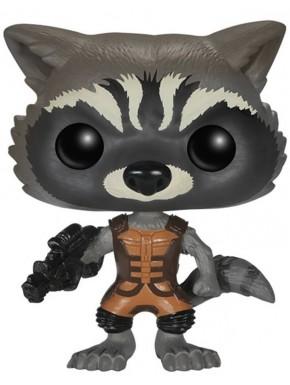 Funko Pop Rocket Raccoon Guardianes Galaxia