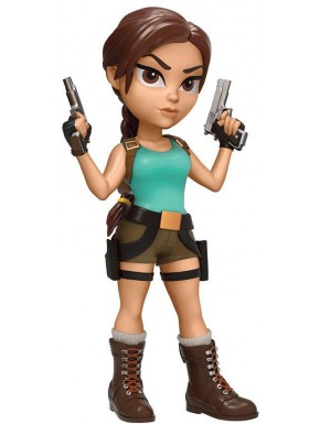 Funko Rock Candy Tomb Raider Lara Croft 13 cm