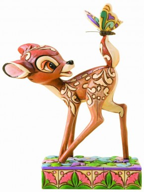 Figura Disney Bambi Jim Shore Wonder of Spring