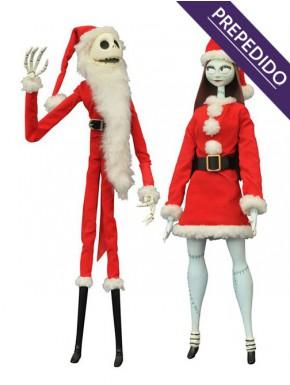 Pack figuras Jack y Sally ed. limitada Navidad