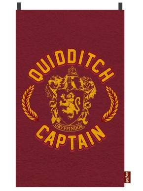 Toalla y capa Harry Potter Quidditch