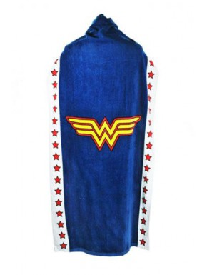 Toalla capa Wonder Woman