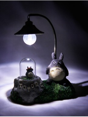 Lámpara LED enchanted Totoro