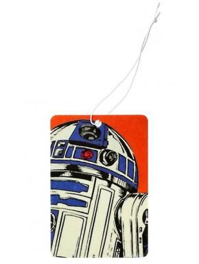 Ambientador coche R2-D2 cómic