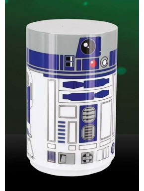 Lámpara Star Wars mini R2D2