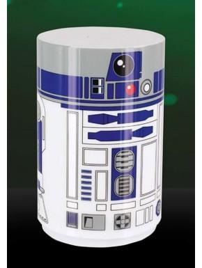 Lámpara Star Wars mini R2D2