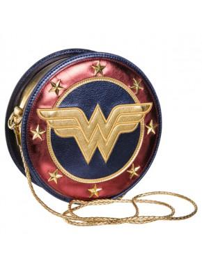 Bolso Wonder Woman escudo