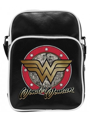 Bandolera vertical Wonder Woman