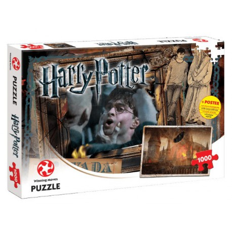 Puzzle Harry Potter Avada Kedavra