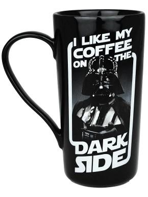 Taza Darth Vader Star Wars Latte 550 ml Dark Side