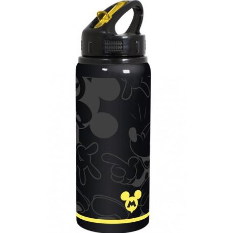 Botella aluminio Mickey Mouse