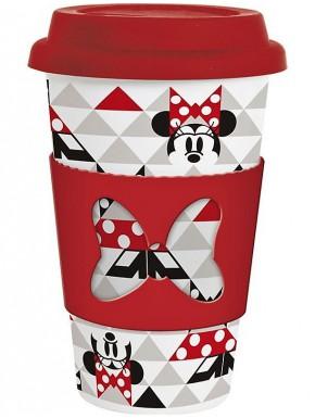 Taza de viaje Minnie Mouse