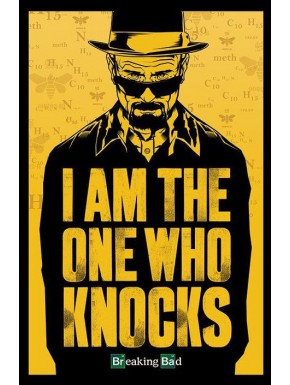 Poster Breaking Bad Knocks