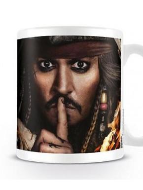 Taza Jack Sparrow Piratas