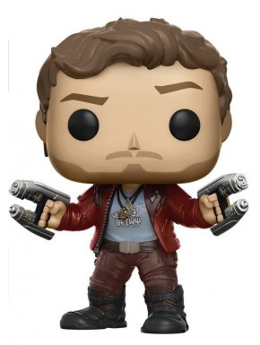 Funko Pop! Star-Lord Guardianes de la galaxia vol.2