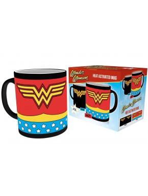 Taza Térmica Wonder Woman Costume