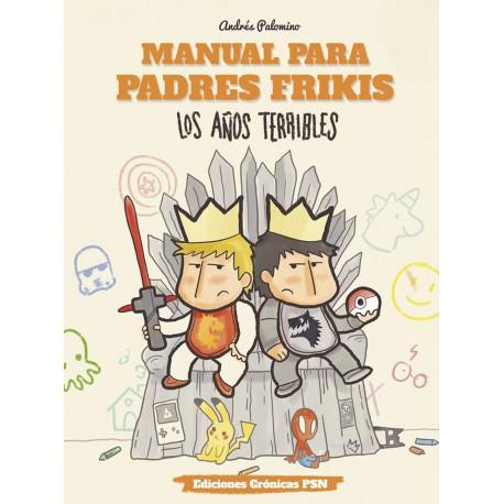 Libro Manual para padres frikis 3