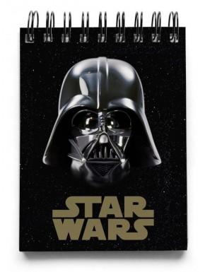 Mini Bloc de Notas Darth Vader