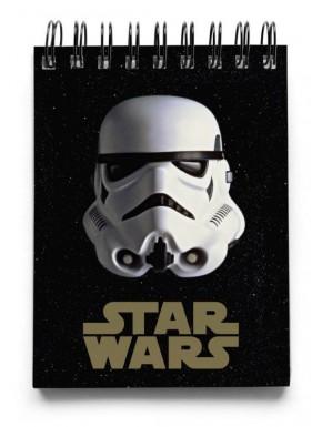 Mini Bloc de Notas Stormtrooper