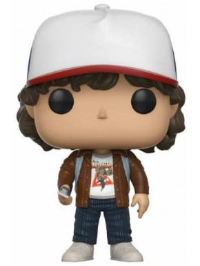 Funko Pop! Dustin Stranger Things Chaqueta Marrón