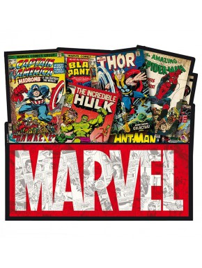 Alfombrilla Marvel Vintage Comics