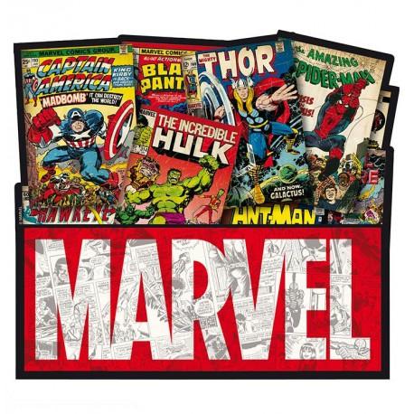 Alfombrilla Marvel Vintage Comics