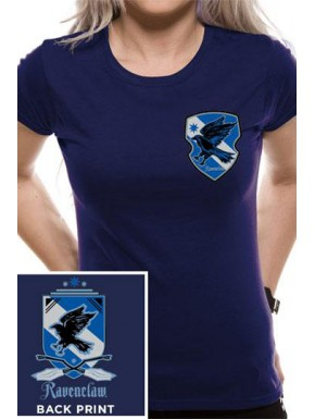 Camiseta Chica Ravenclaw Harry Potter Quidditch