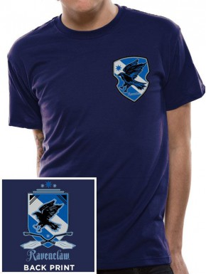 Camiseta Ravenclaw Harry Potter Quidditch