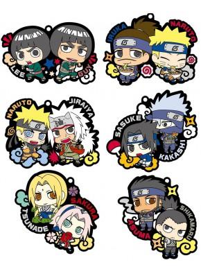 Colgantes Sorpresa Naruto Shippuden