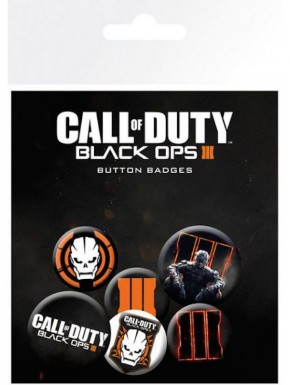 Chapas Call of Duty Black Ops 3