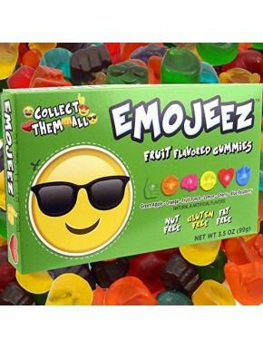Caramelos Emoticonos Emoji Multifrutas