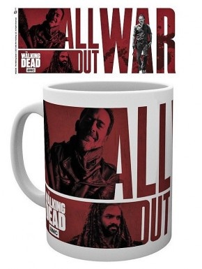 Taza Walking Dead All out War