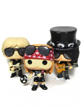 Pack Funko Pop Guns and Roses