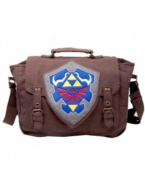 Bolso bandolera Zelda Escudo Hyrule