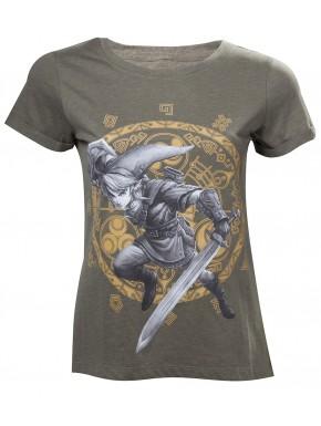 Camiseta Zelda Chica Time