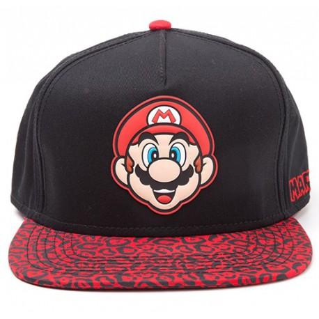 ddbf50bb44d91 Gorra Super Mario Bros por 18