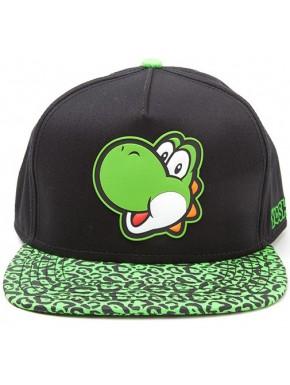 Gorra Super Mario Bros Yoshi