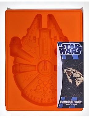 Molde grande silicona Halcón Milenario Star Wars