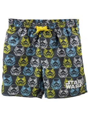 Bañador Bermuda Niño Stormtrooper Star Wars