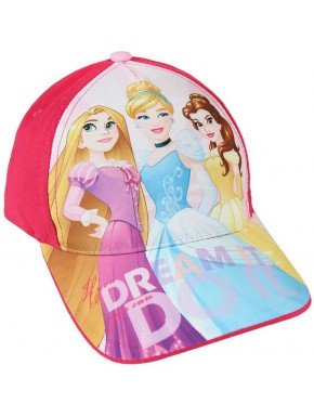 Gorra Niño Disney Princesas Dream It