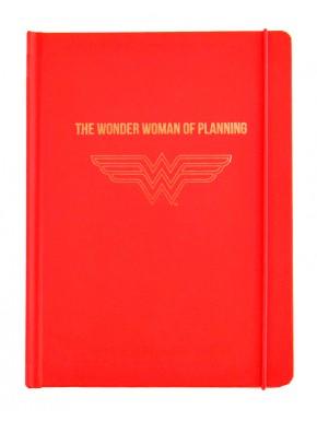 Libreta Premium A5 Wonder Woman Planner