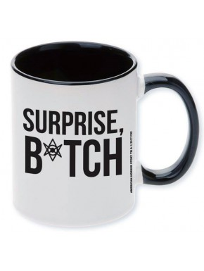Taza American Horror Story Surprise B*tch