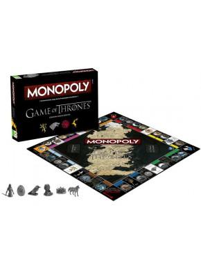 Monopoly Juego de Tronos en castellano