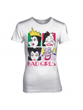 Camiseta Chica Disney Bad Girls