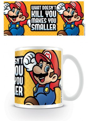 Taza Super Mario Smaller